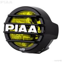 "PIAA - PIAA LP530 Ion Yellow 3.5"" SAE Compliant LED Fog Light - Image 1"