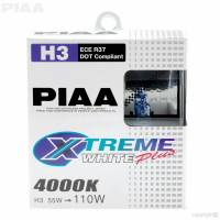 PIAA - PIAA H3 XTreme White Plus Twin Pack Halogen Bulbs - Image 2