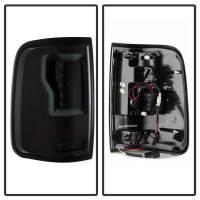 Spyder Auto - Spyder Ford F150 Styleside 04-08 (Not Fit Heritage & SVT) Version 2 Light Bar LED Tail Lights - Black Smoke - Image 2