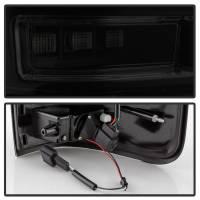 Spyder Auto - Spyder Ford F150 Styleside 04-08 (Not Fit Heritage & SVT) Version 2 Light Bar LED Tail Lights - Black Smoke - Image 4