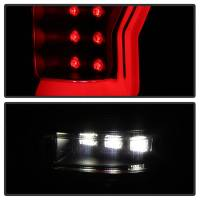 Spyder Auto - Spyder Ford F150 Styleside 04-08 (Not Fit Heritage & SVT) Version 2 Light Bar LED Tail Lights - Black Smoke - Image 7