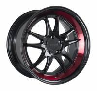 F1R Wheels - F1R Wheels Rim F102 18x8.5 5x100 ET38 Gloss Black/Red Lip - Image 2