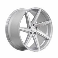F1R Wheels - F1R Wheels Rim F35 20x10 5x120 ET38 Machine Silver - Image 1