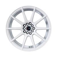 F1R Wheels - F1R Wheels Rim F17 18x10.5 5x100/114.3 ET20 White - Image 2