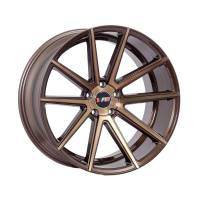 F1R Wheels - F1R Wheels Rim F27 18x8.5 5x100/114.3 ET40 Machined Bronze - Image 1