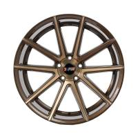 F1R Wheels - F1R Wheels Rim F27 18x8.5 5x100/114.3 ET40 Machined Bronze - Image 2