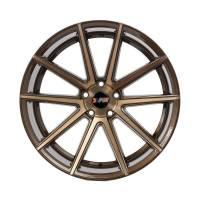 F1R Wheels - F1R Wheels Rim F27 18x9.5 5x100/114.3 ET38 Machined Bronze - Image 2