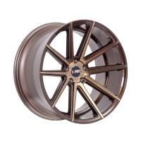 F1R Wheels - F1R Wheels Rim F27 18x9.5 5x100/114.3 ET38 Machined Bronze - Image 3