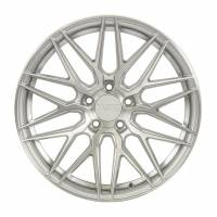 F1R Wheels - F1R Wheels Rim F103 18x9.5 5x114 ET38 Brushed Silver - Image 1