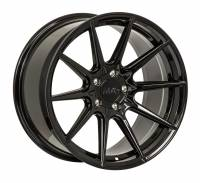 F1R Wheels - F1R Wheels Rim F101 18x8.5 5x100 ET38 Gloss Black - Image 2