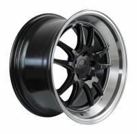F1R Wheels - F1R Wheels Rim F102 18x9.5 5x100 ET38 Gloss Black/Polish Lip - Image 3
