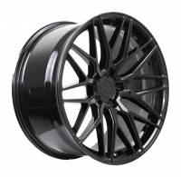 F1R Wheels - F1R Wheels Rim F103 18x9.5 5x100 ET38 Gloss Black - Image 3