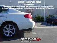 Tanabe - Tanabe Medalion Touring Exhaust System for 03-04 Infiniti G35 Sedan - Image 3