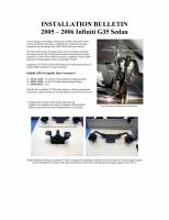 Tanabe - Tanabe Medalion Touring Exhaust System for 03-04 Infiniti G35 Sedan - Image 4