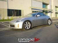 Tanabe - Tanabe NF210 Lowering Springs for 03-08 Nissan 350Z (Z33) - Image 3