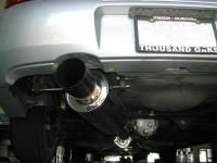 Megan Racing - Megan Racing Drift Spec Cat-Back Exhaust System: Honda Civic 01-04 EX - Image 3