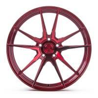 Rohana Wheels - Rohana Wheels Rim RF2 20x10 5x120 25ET Gloss Red - Image 1