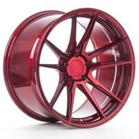Rohana Wheels - Rohana Wheels Rim RF2 20x10 5x120 25ET Gloss Red - Image 2