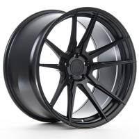 Rohana Wheels - Rohana Wheels Rim RF2 19x9.5 5x112 30ET Matte Black - Image 2