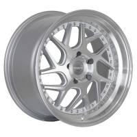 Regen5 Wheels - Regen5 Wheels Rim R33 18x8.5 5x100 35ET Machine Silver/Polish Lip - Image 2