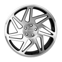 Regen5 Wheels - Regen5 Wheels Rim R31 18x8.5 5x120 36ET Machine Black - Image 1