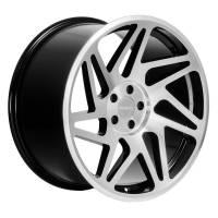 Regen5 Wheels - Regen5 Wheels Rim R31 18x9.5 5x100 38ET Machine Black - Image 2