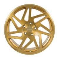Regen5 Wheels - Regen5 Wheels Rim R31 18x9.5 5x112 42ET Brushed Gold - Image 1