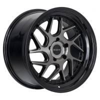 Regen5 Wheels - Regen5 Wheels Rim R33 18x8.5 5x100 35ET Smoked Carbon/Black Lip - Image 2