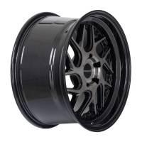 Regen5 Wheels - Regen5 Wheels Rim R33 18x8.5 5x100 35ET Smoked Carbon/Black Lip - Image 3