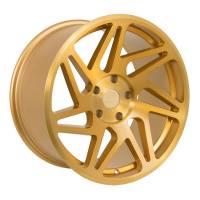Regen5 Wheels - Regen5 Wheels Rim R31 18x8.5 5x100 36ET Brushed Gold - Image 2