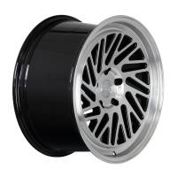 Regen5 Wheels - Regen5 Wheels Rim R30 18x8.5 5x114.3 38ET Machine Black - Image 3