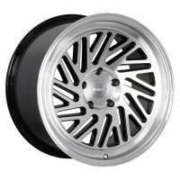 Regen5 Wheels - Regen5 Wheels Rim R30 18x9.5 5x120 36ET Machine Black - Image 2
