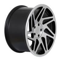 Regen5 Wheels - Regen5 Wheels Rim R31 18x8.5 5x100 36ET Machine Black - Image 3