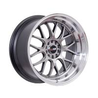 F1R Wheels - F1R Wheels Rim F21 18x10.5 5x100/114.3 ET20 Hyper Black/Polish Lip - Image 3
