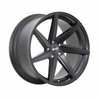 F1R Wheels - F1R Wheels Rim F35 20x10 5x112 ET38 Satin Black - Image 1