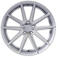 F1R Wheels - F1R Wheels Rim F27 18x9.5 5x114.3/120 ET38 Machine Silver - Image 2
