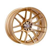 F1R Wheels - F1R Wheels Rim F18 18x9.5 5x100/114.3 ET35 Machined Gold - Image 1