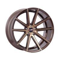 F1R Wheels - F1R Wheels Rim F27 20x10 5x114.3 ET40 Machined Bronze - Image 1