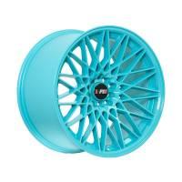 F1R Wheels - F1R Wheels Rim F23 18x9.5 5x100/114.3 ET20 Teal - Image 3