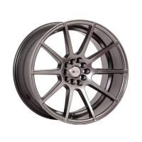 F1R Wheels - F1R Wheels Rim F17 18x9.5 5x100/114.3 ET20 Hyper Black - Image 1