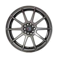 F1R Wheels - F1R Wheels Rim F17 18x9.5 5x100/114.3 ET20 Hyper Black - Image 2