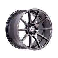 F1R Wheels - F1R Wheels Rim F17 18x9.5 5x100/114.3 ET20 Hyper Black - Image 3