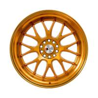 F1R Wheels - F1R Wheels Rim F21 17x8.5 5x100/114.3 ET35 Machined Gold - Image 2