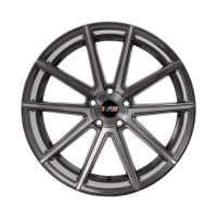 F1R Wheels - F1R Wheels Rim F27 18x9.5 5x100/114.3 ET38 Machined Gunmetal - Image 2