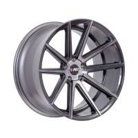 F1R Wheels - F1R Wheels Rim F27 18x9.5 5x100/114.3 ET38 Machined Gunmetal - Image 3