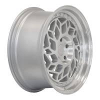 Regen5 Wheels - Regen5 Wheels Rim R32 18x9.5 5x114.3 38ET Machine Silver/Polish Lip - Image 3
