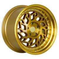 Regen5 Wheels - Regen5 Wheels Rim R32 18x8.5 5x114.3 38ET Brushed Gold - Image 2