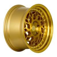 Regen5 Wheels - Regen5 Wheels Rim R32 18x8.5 5x114.3 38ET Brushed Gold - Image 3