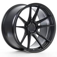 Rohana Wheels - Rohana Wheels Rim RF2 20x9 5x120 45ET Matte Black - Image 2