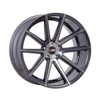 F1R Wheels - F1R Wheels Rim F27 20x10.5 5x114.3 ET20 Machined Gunmetal - Image 1